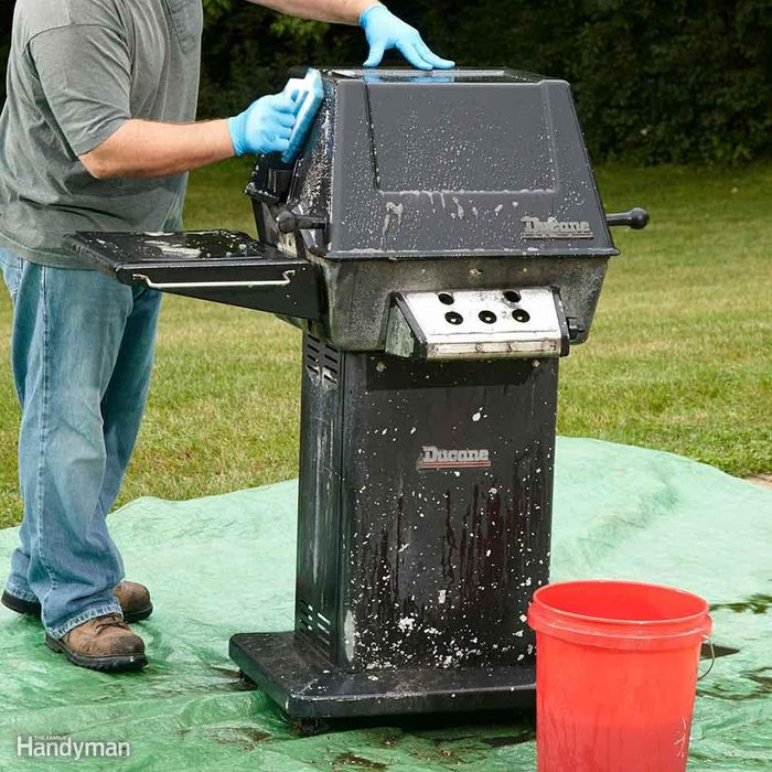 Father's Day Grill Tune-Up