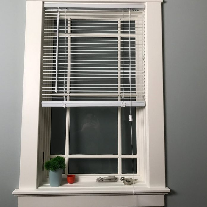 Dust Your Blinds