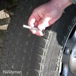 How to Measure Tire Tread