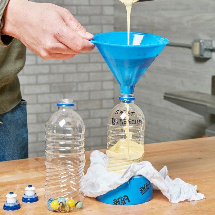 Touch-Up Paint Bottle