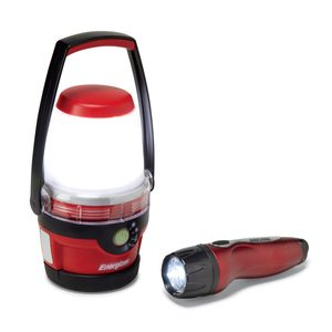 flashlight and lantern
