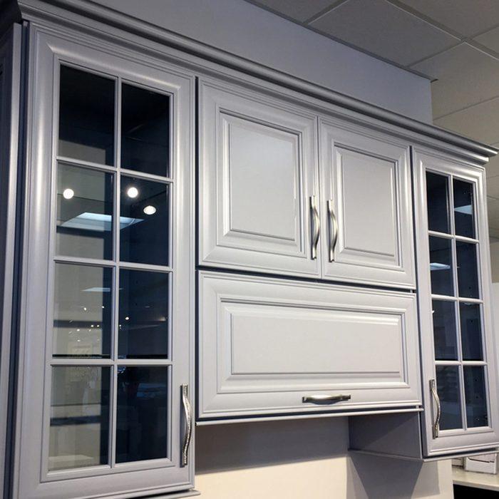 Glass-Front Doors