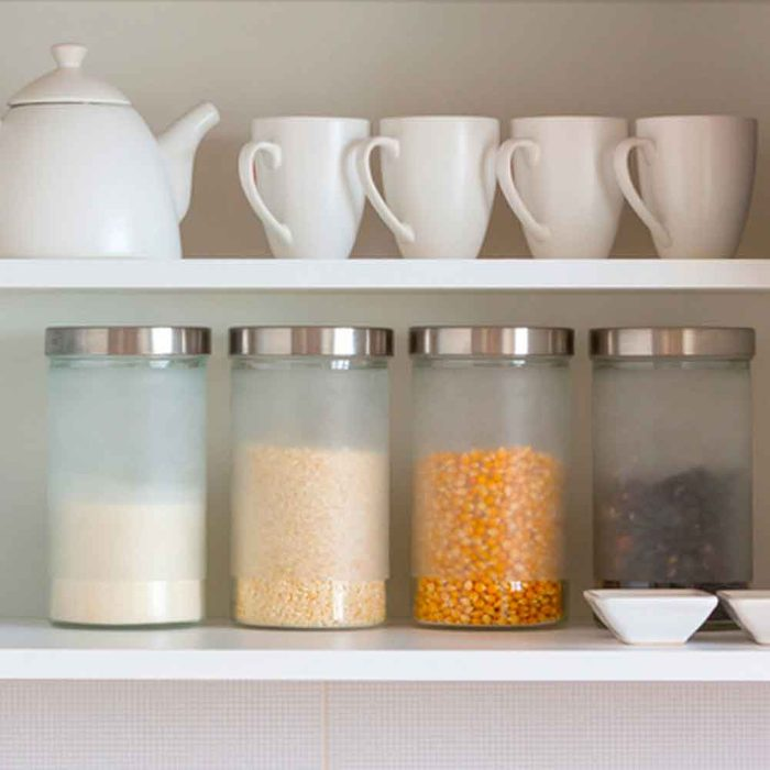Avoid Storing Food Items Here