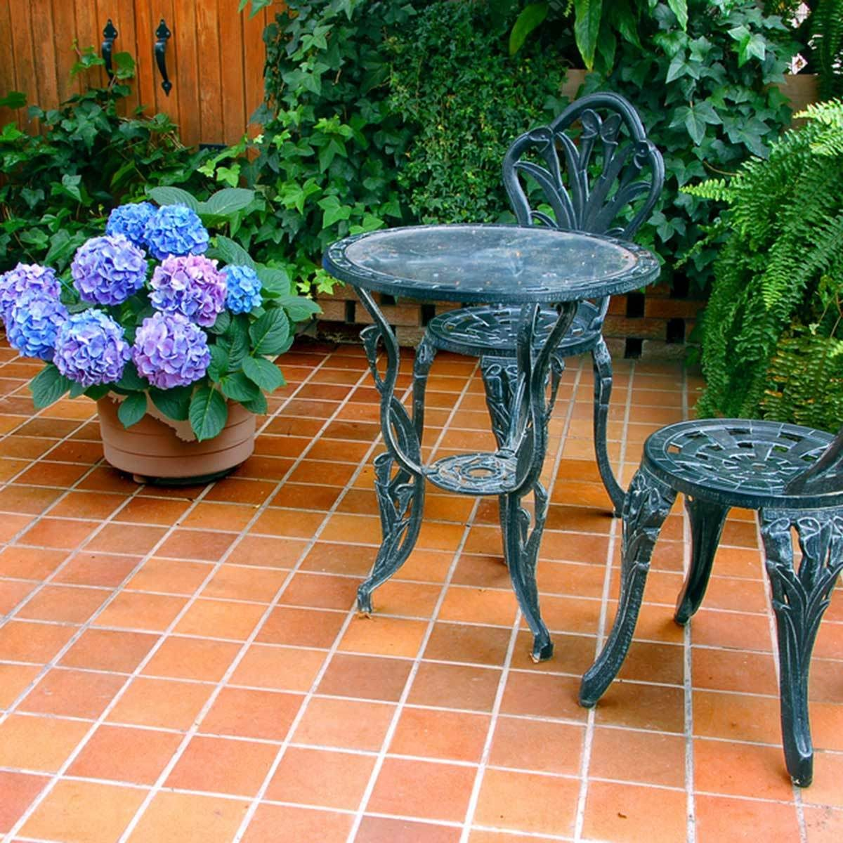 Terracotta Patio