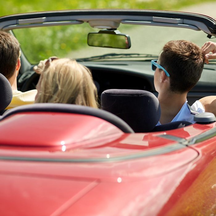7. Be More Careful in the Car