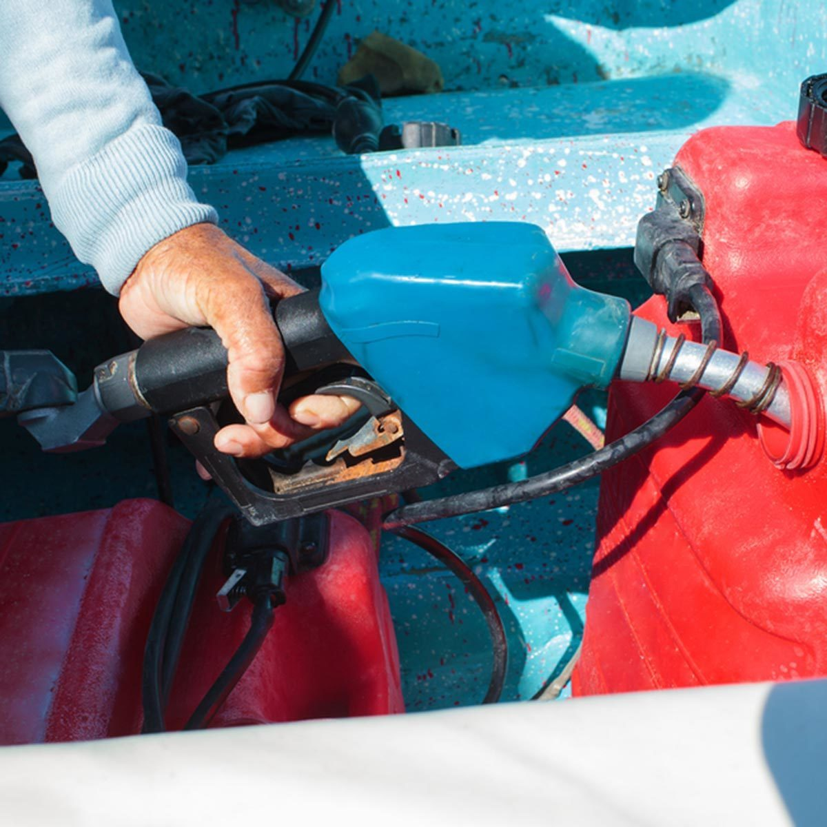 7. Carefully Manage Fuel and Use Fuel Stabilizers When Necessary