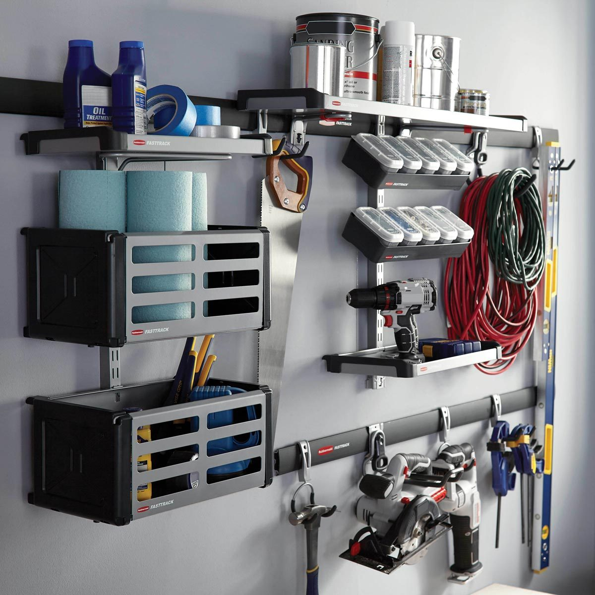 FastTrack Garage Wall System