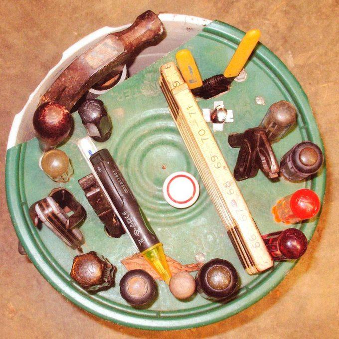 5-gallon bucket tool kit
