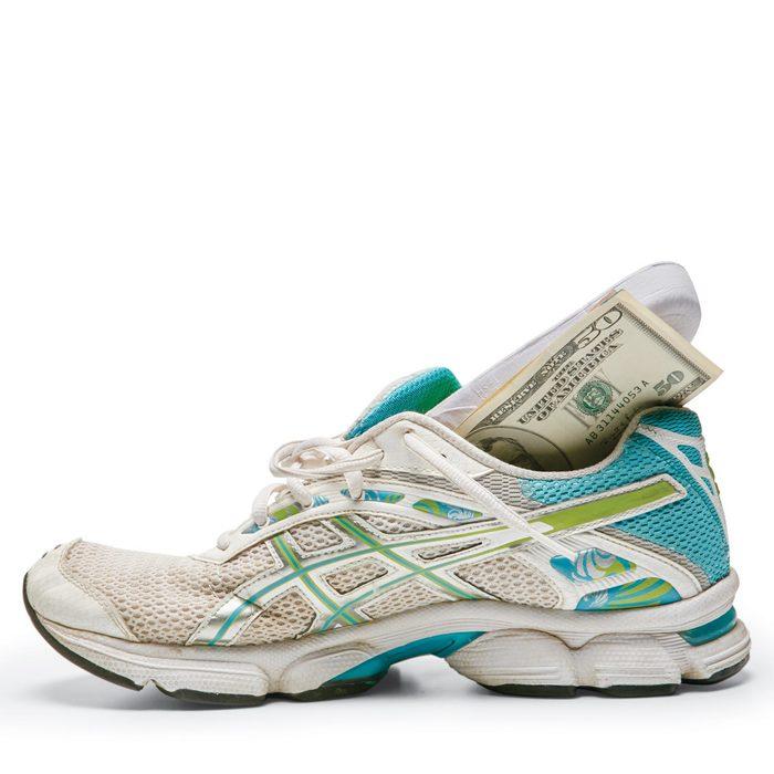 Sneaker Subterfuge