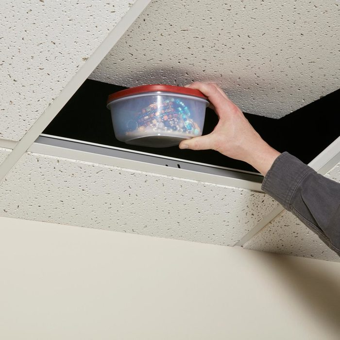 Secret in the Ceiling