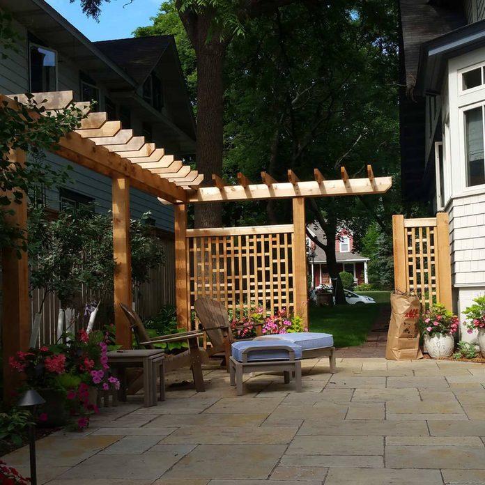 limestone patio materials