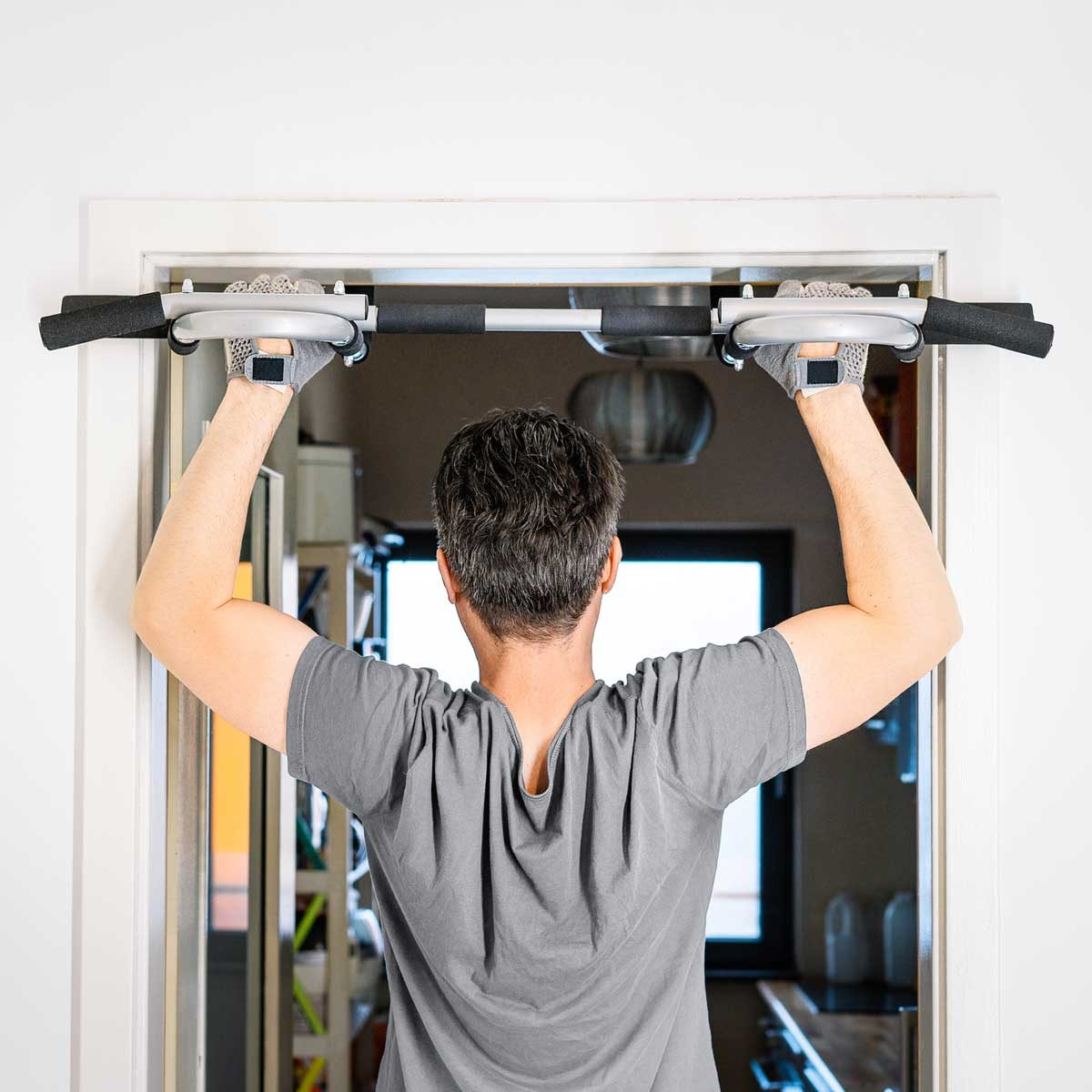 Invest in a Pull up Bar for Your DIY Gym