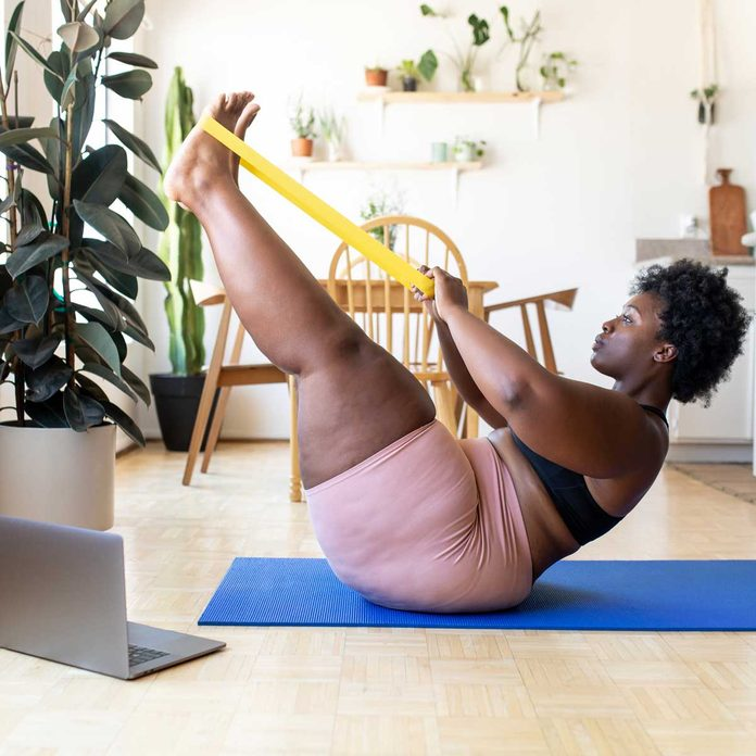 Try Resistance Bands