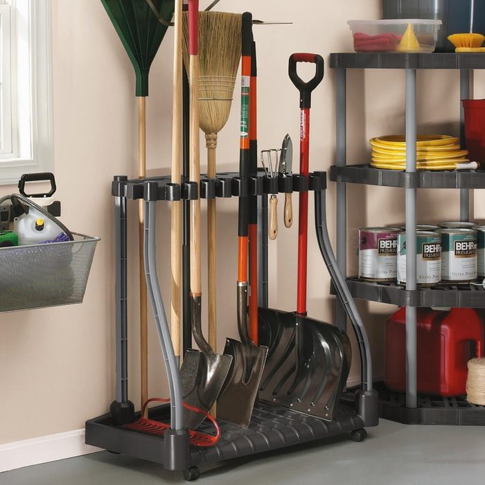 Rubbermaid Deluxe Tool Tower
