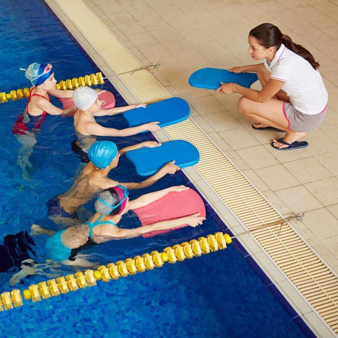 Teach Your Kids to Swim