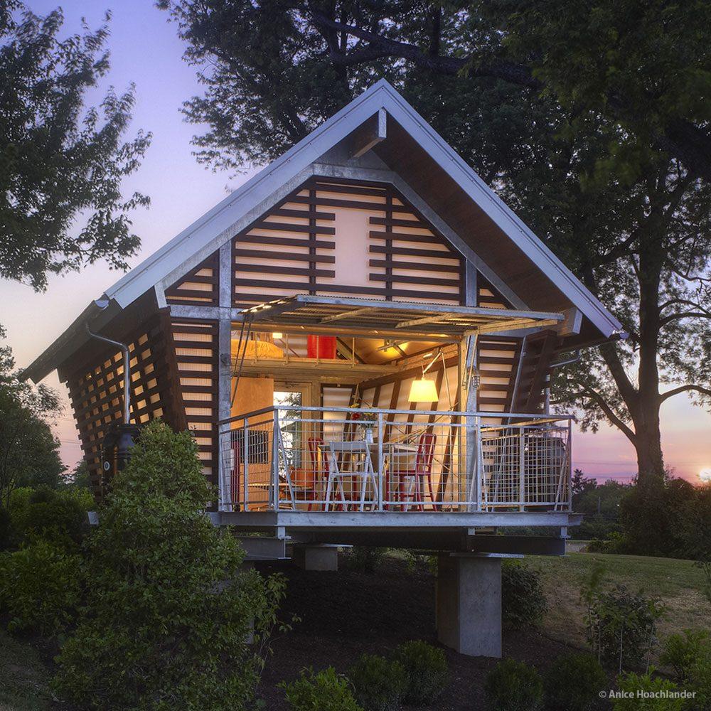 Broadhurst Architects The Crib
