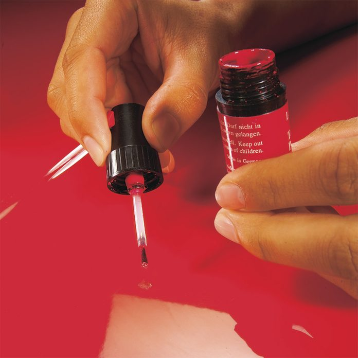 repair car paint chips