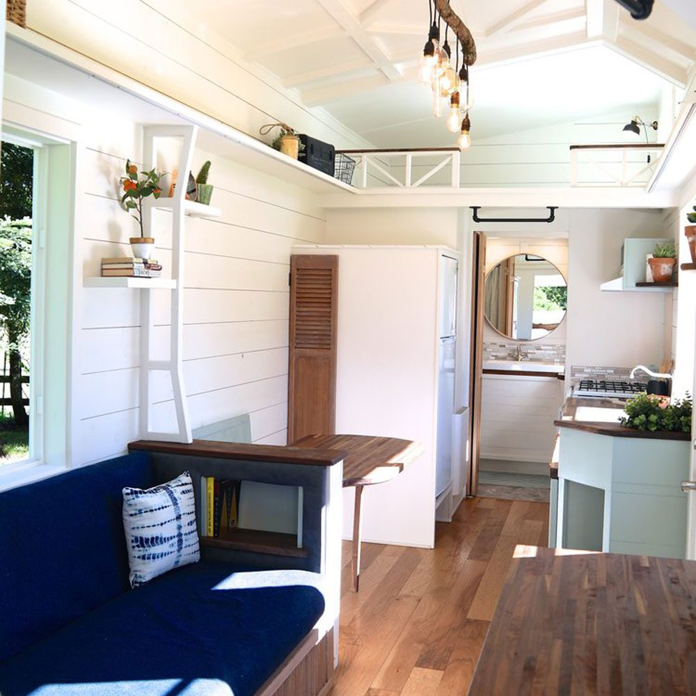 Handcrafted Movement Pacific Pioneer tiny house