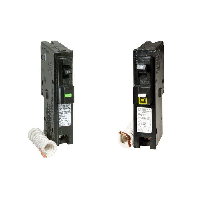 Garage door receptacles   Construction Pro Tips