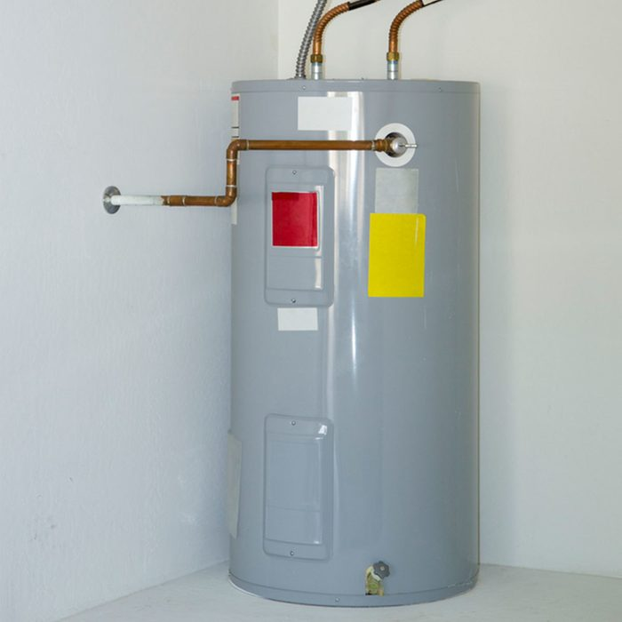 Install a Water Heater Timer