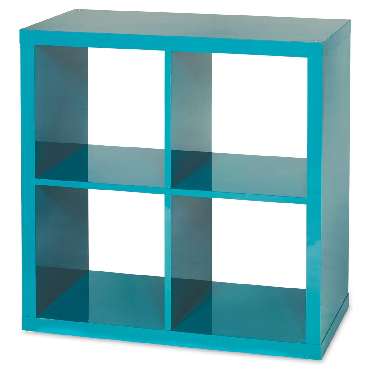 Go Modular with Both Shelves and Storage Cubes
