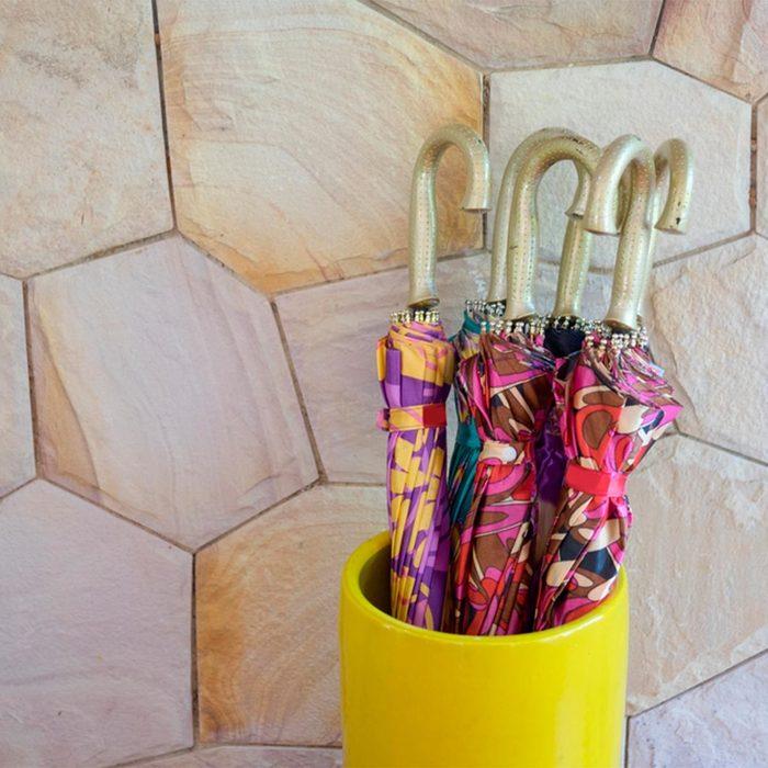 Umbrella Storage