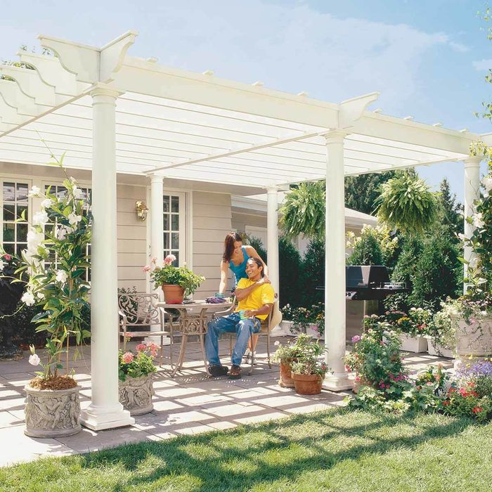 Use Nets, Canopies and Umbrellas for Shade