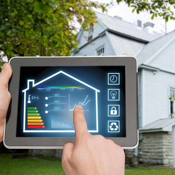 Whole-Home Automation app