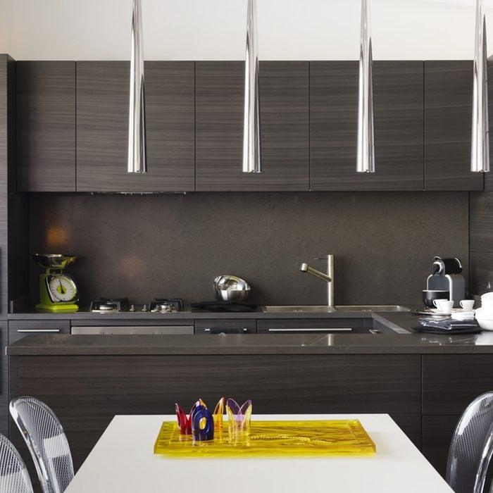Kitchen Cabinet Color Schemes: Wood Alternatives