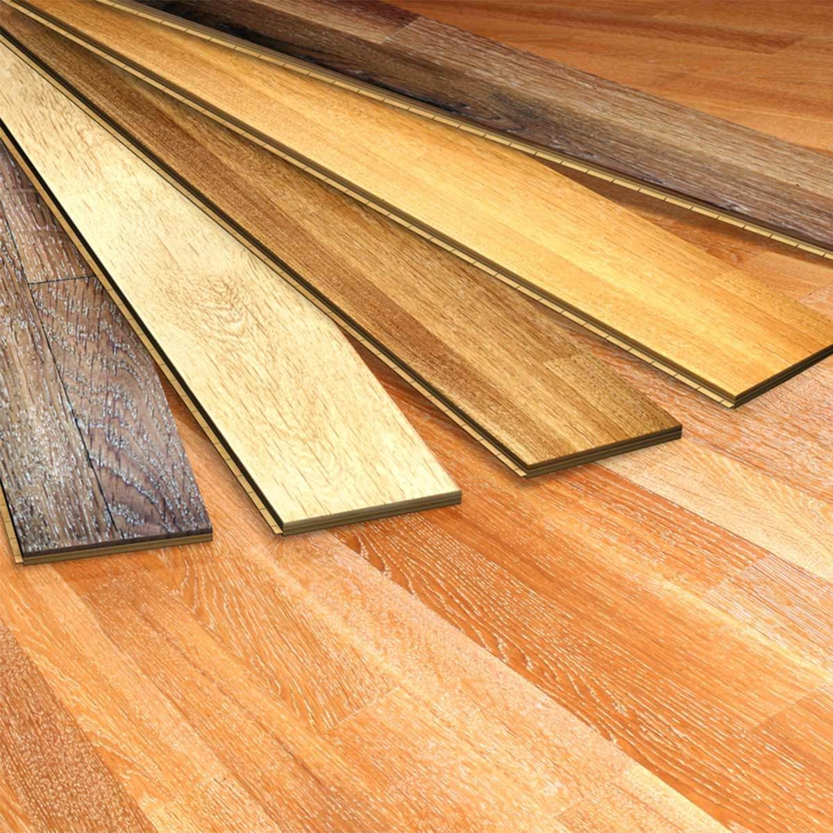 Rip up Carpeting and Install Hardwood or Laminate