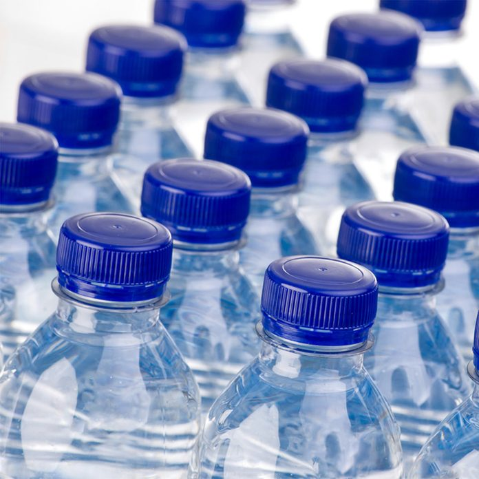 bottled water from costco