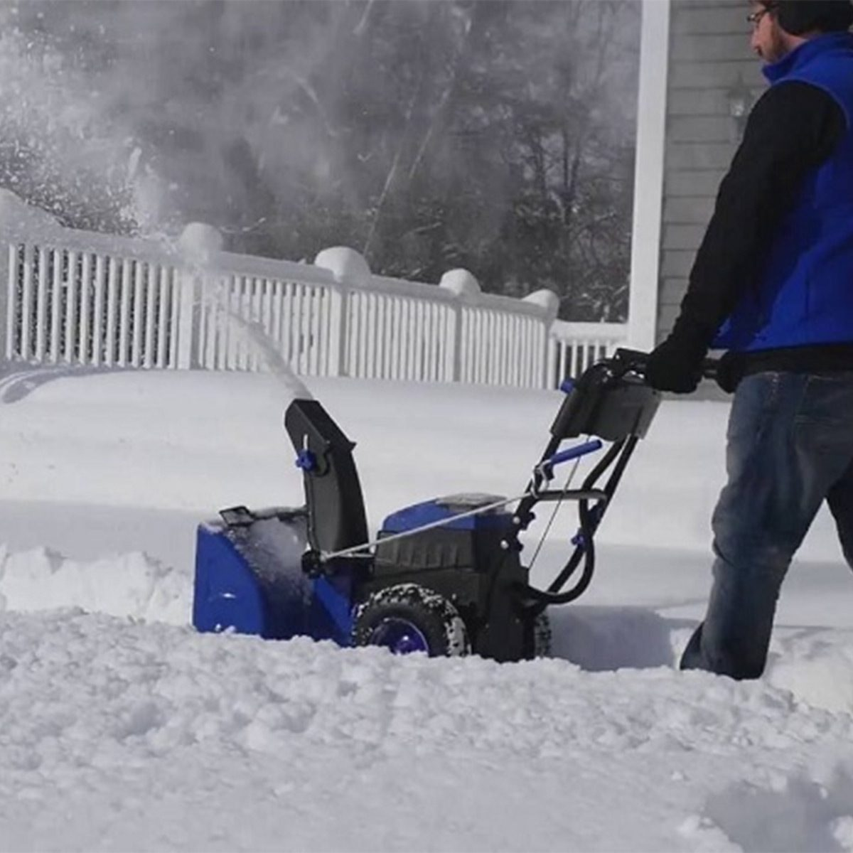 Snow Joe iON18 Ion Snow Blower