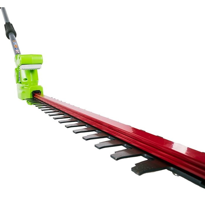 Extendable Hedge Trimmer and Tree Pruner