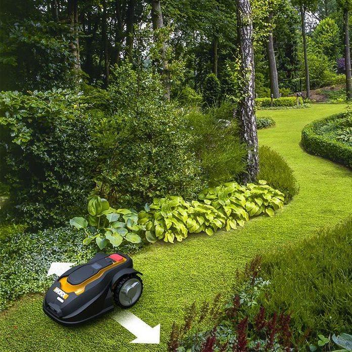 WORX Robotic Lawn Mower