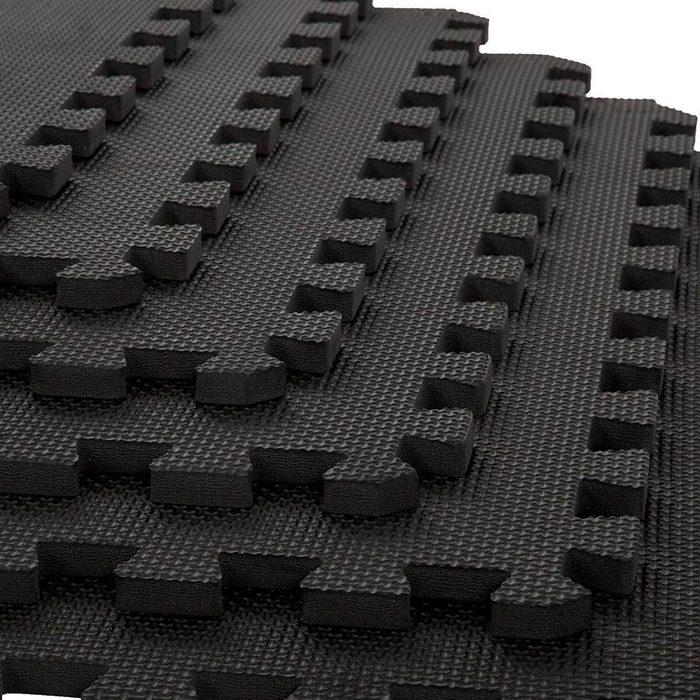 Foam or Rubber Tile Flooring