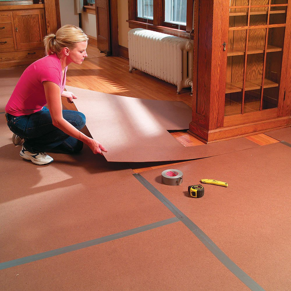 Protect Your Floor During Remodeling
