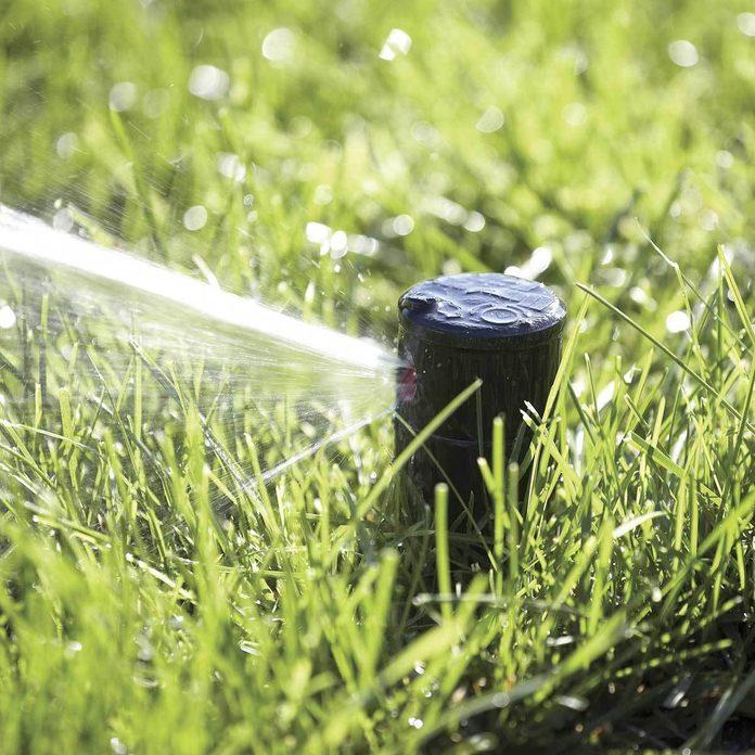 Reposition Sprinklers