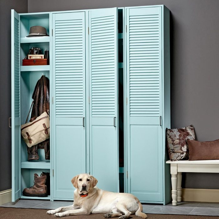 Build Individual Storage Lockers