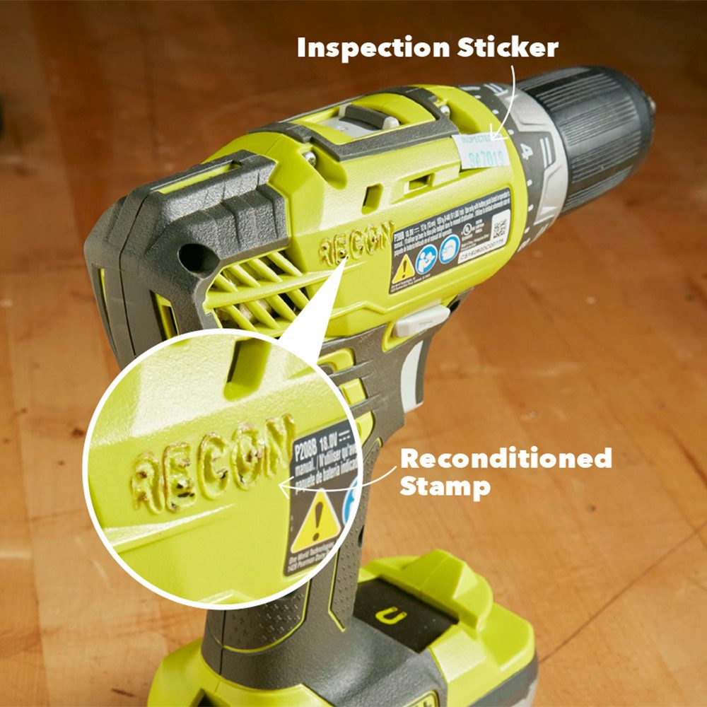 Are factory-reconditioned tools any good?