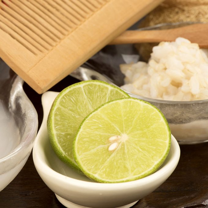 limes citrus enzyme cleansers