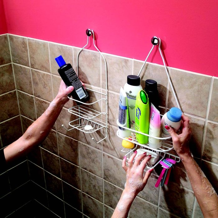 More Shower Shelves