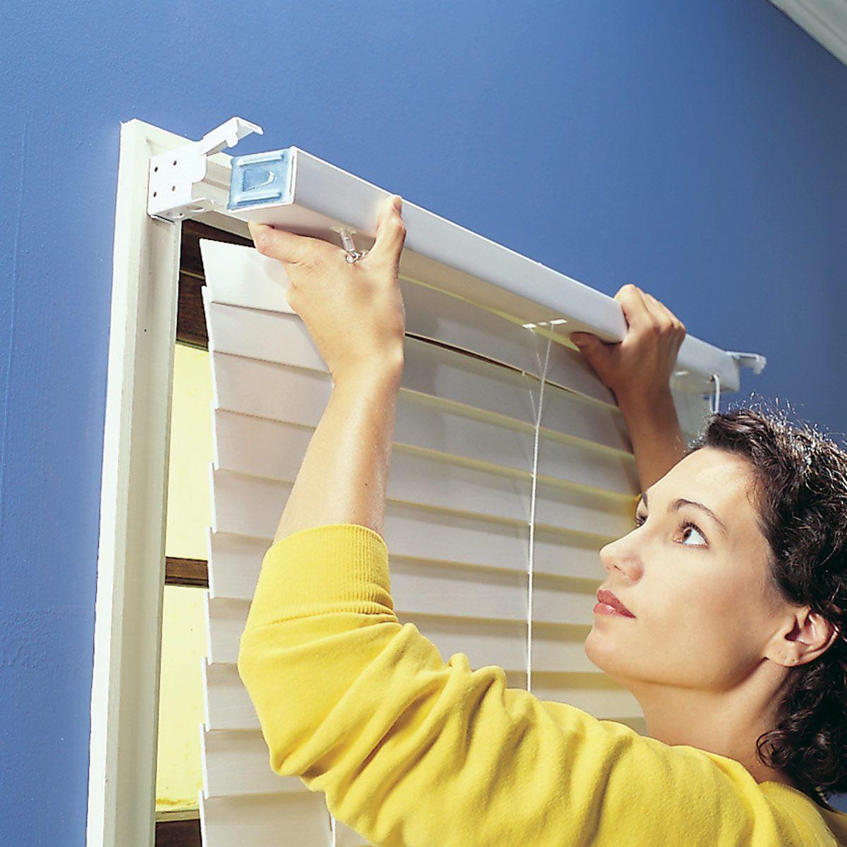 Repair a Miniblind Lift Cord
