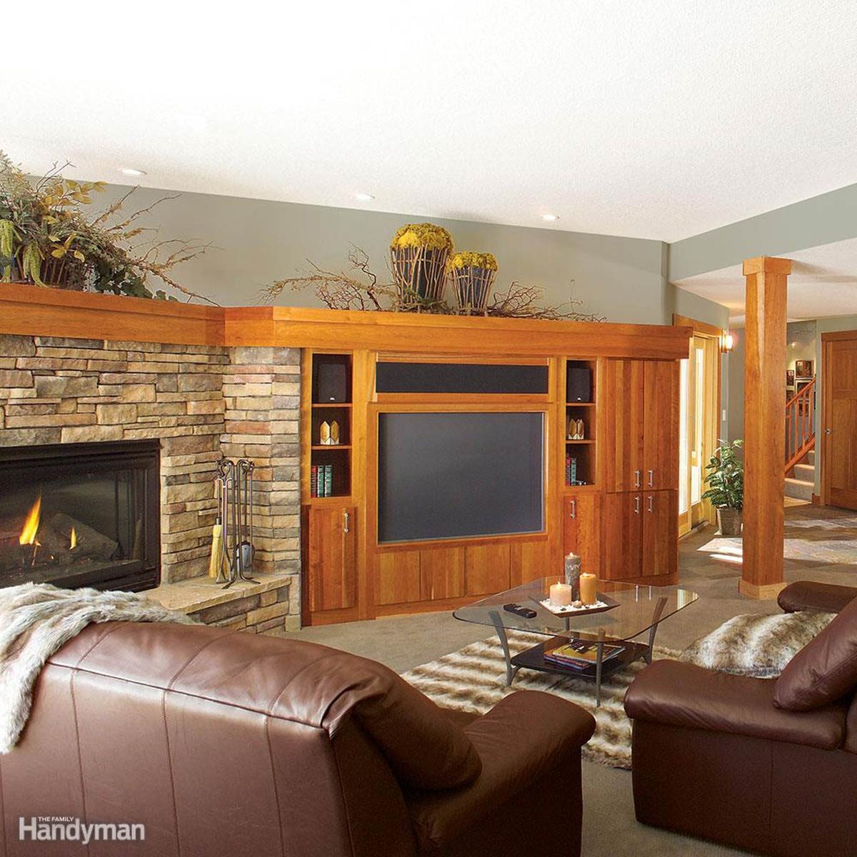 A Finished Basement Increases Value