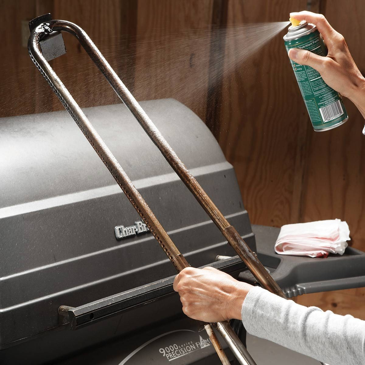 Winterize Your Grill