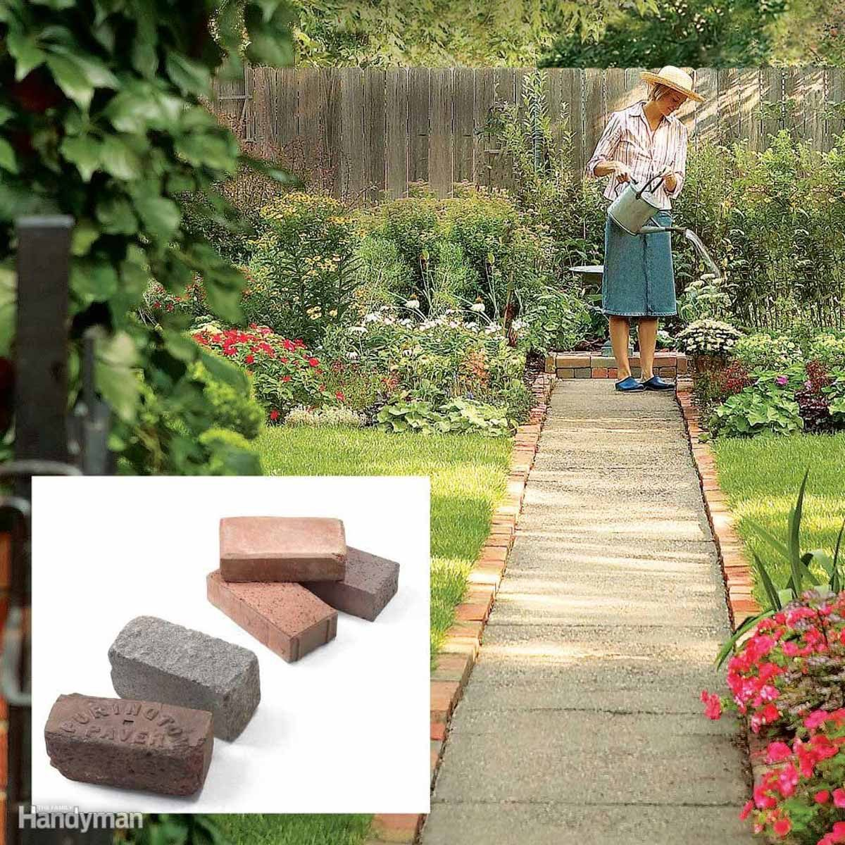 Pavers brick