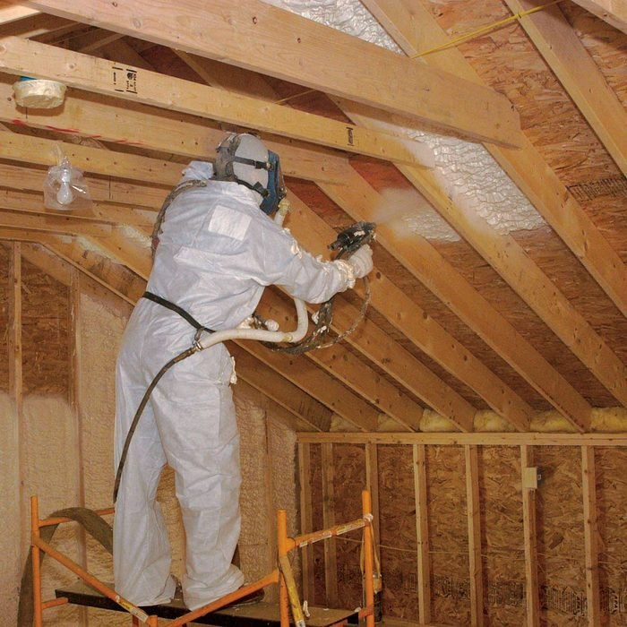 Look for Gaps and Cracks in Your Insulation