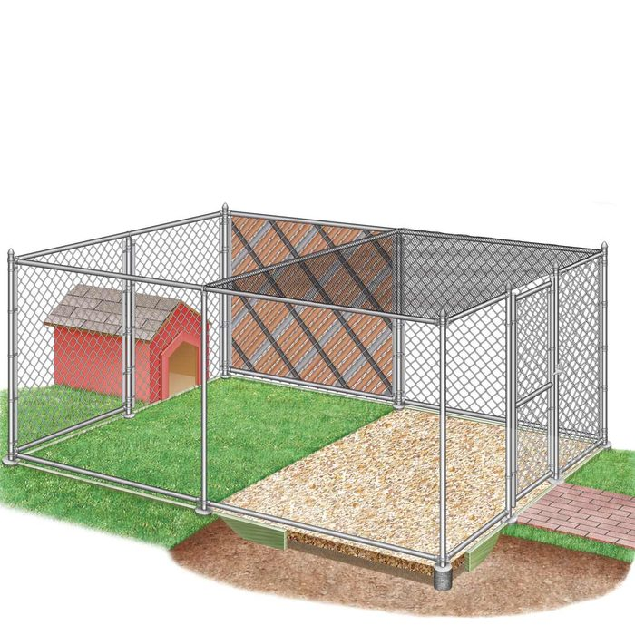 Build a Fenced-In Safe Zone for Kids and Pets