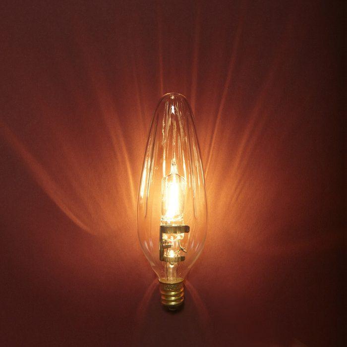 Warm Light is Homier