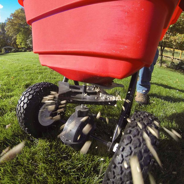 Keep the Yard Clear After Fertilizing