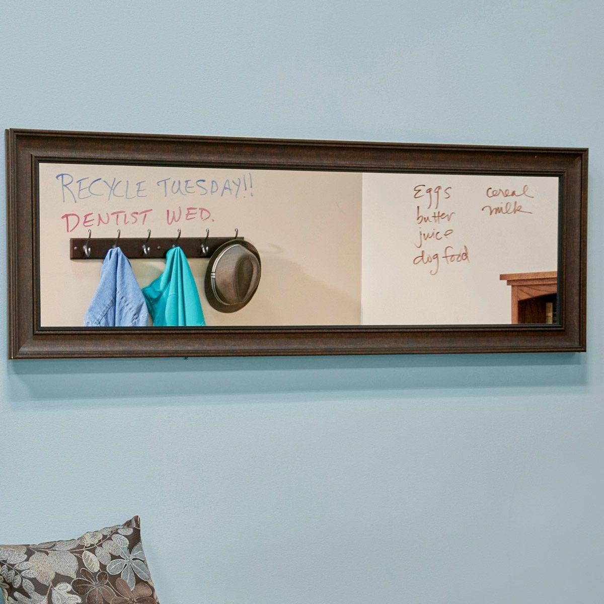 mirror message board